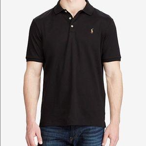 Men's Custom Slim Soft Cotton Polo